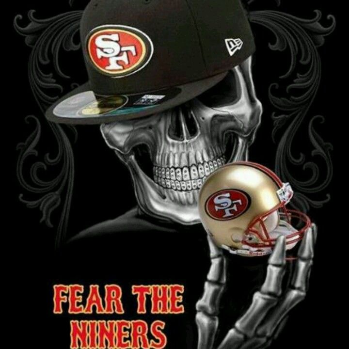 """Niner or Die""... (With images) Oakland raiders football"