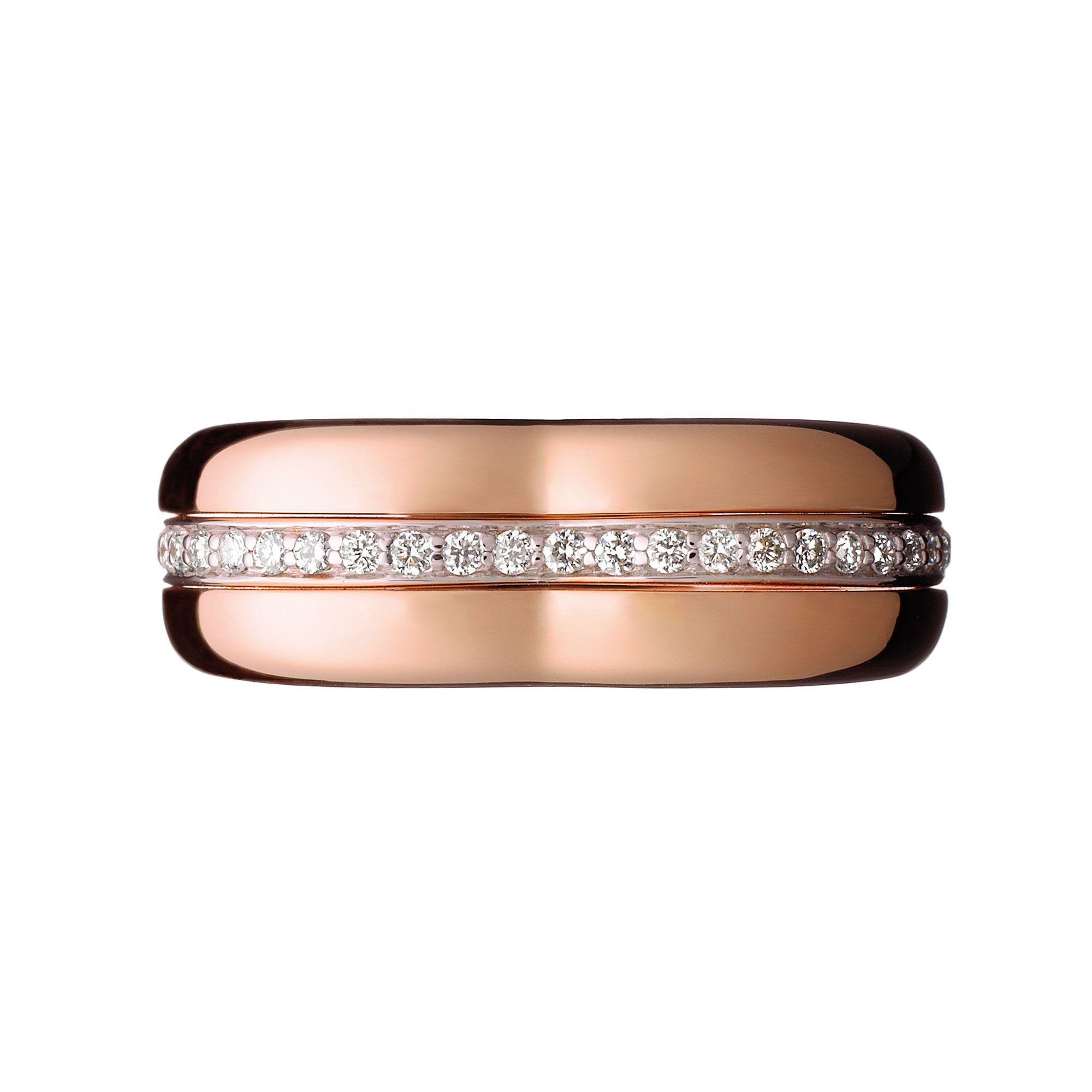 Wedding Gifts London: Links Of London Love Note Rose Gold Diamond Ring