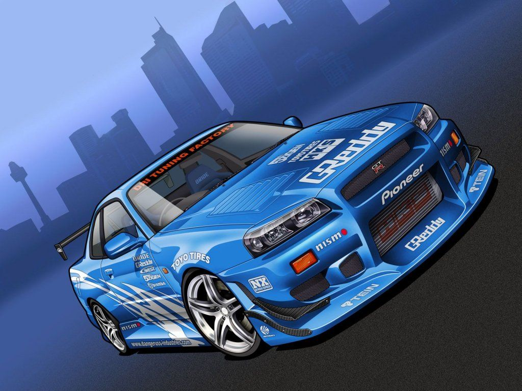 Pictures For Cell Phones Nissan Http Wallpapic Com Cars Nissan Wallpaper 19895 Nissan Skyline Nissan Gtr R34 Car Wallpapers