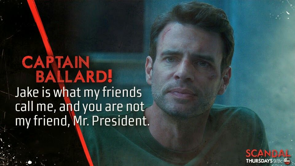 It's Captain Ballard to you Fitz! You tell'em Jake. LMAO