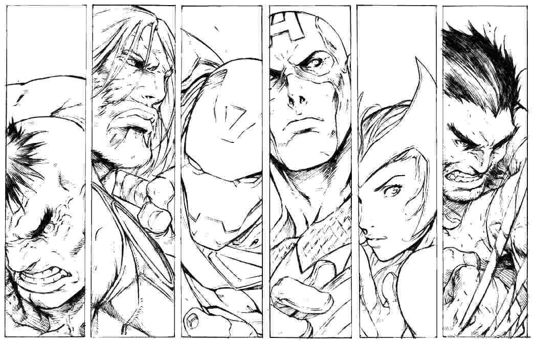 avengers coloring pages ideas  free coloring sheets