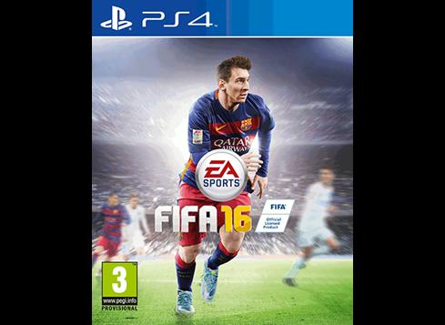 Otto FIFA 16 (eller tidligere fodboldspil) (PS4) Fifa 16