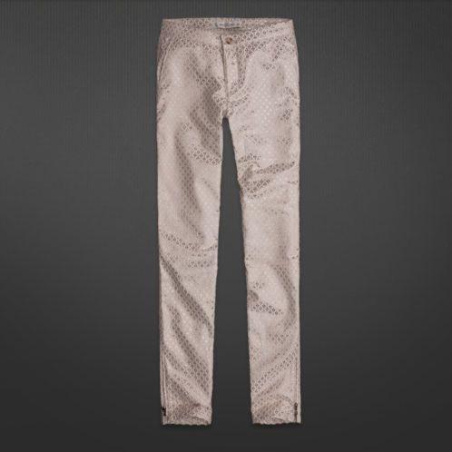Womens A&F Jaquard Pants