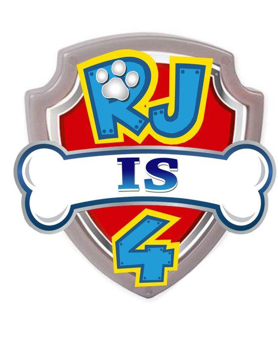 Paw Patrol Logo Images