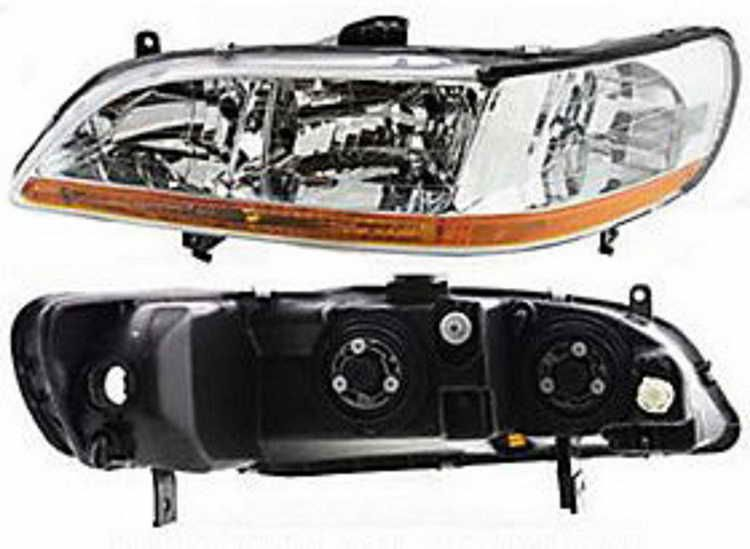 2001 Honda Accord Headlight Assembly Replacement Honda Accord Headlight Assembly Honda