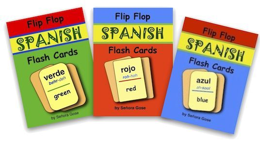 FlashCards Bundle + White board paddle