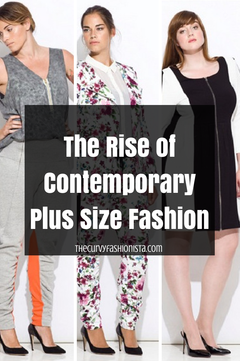 0a6b6ef60a2 Contemporary plus size fashion- a segment within the plus size fashion  industry that is quickly on the rise and I am here for it.