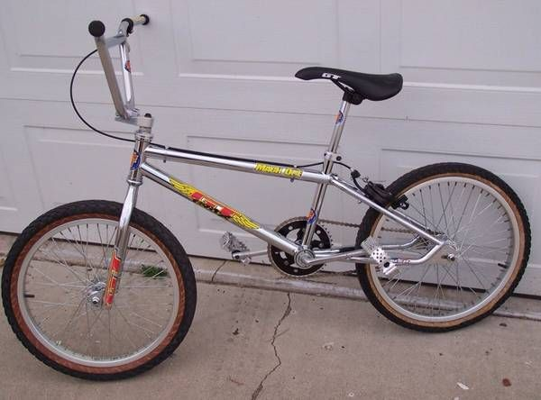 Vintage Original 1993 GT Bicycle Catalog