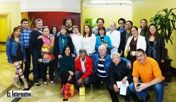Resultado de imagen para Reuniòn con comunidades realizò oa Unidad de Victimas del Eje Cafetero