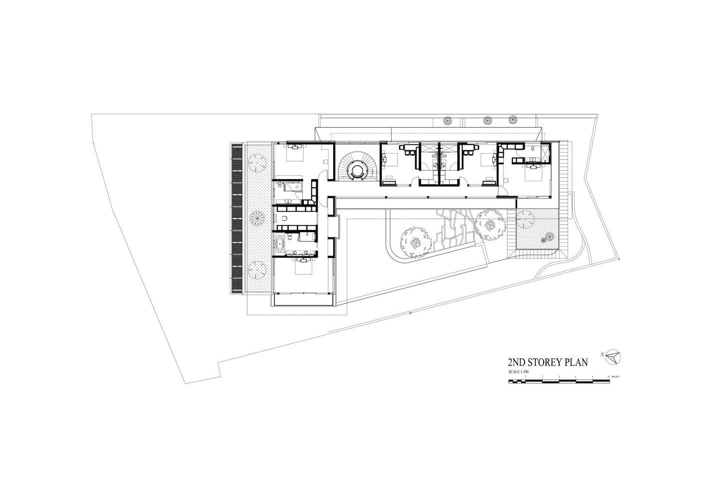 Gallery Of Botanica House Guz Architects 12 Architect Botanica How To Plan