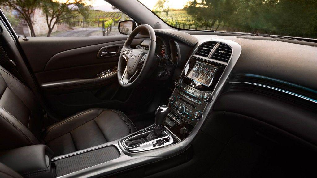 Malibu Ltz Shown In Jet Black The Interior My New Ride Mid Size Sedan Mid Size Car Chevy Malibu