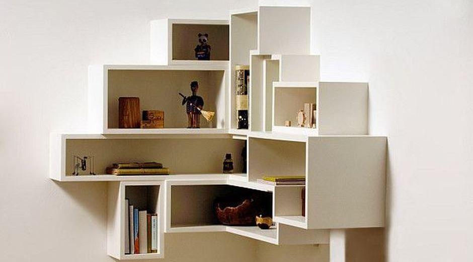 Diy Living Room Shelf Ideas Shelves Corner Wall Shelves Shelf Design