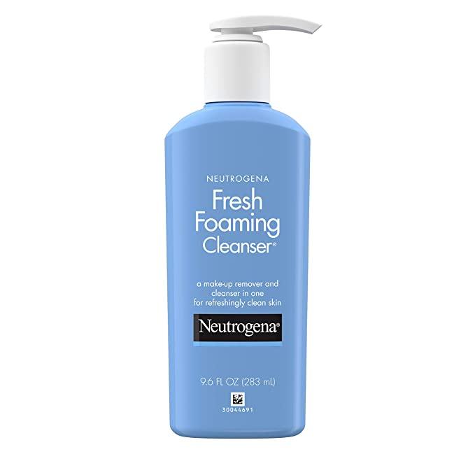 Neutrogena Fresh Foaming Facial Cleanser