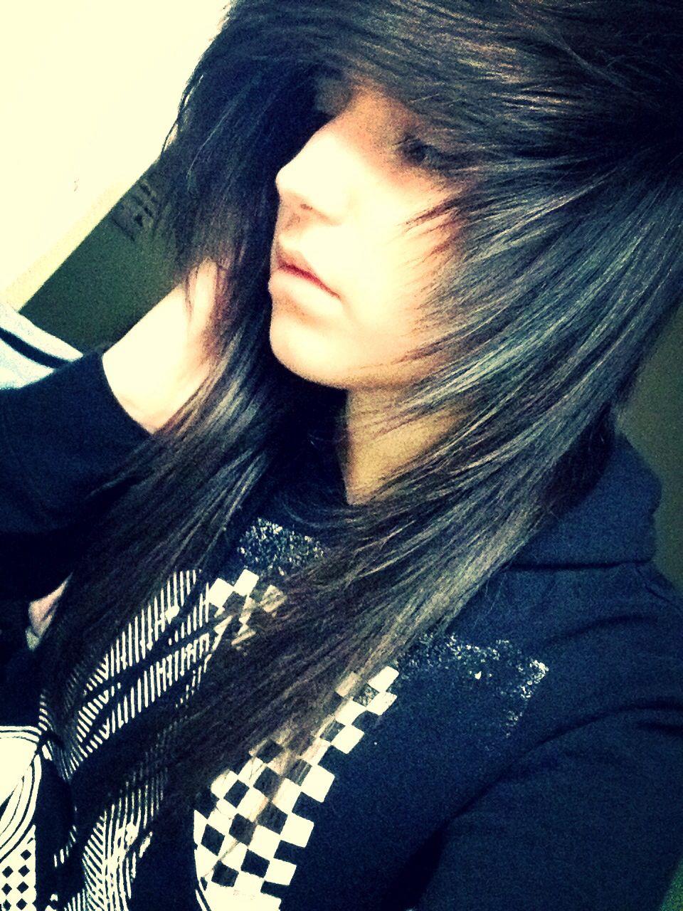 Pin by harley woodham on hair u beauty that i love pinterest emo