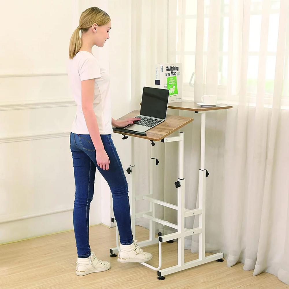 Adjustable Height Standing Desk In 2020 Adjustable Height Standing Desk Standing Desk Height Standing Desk