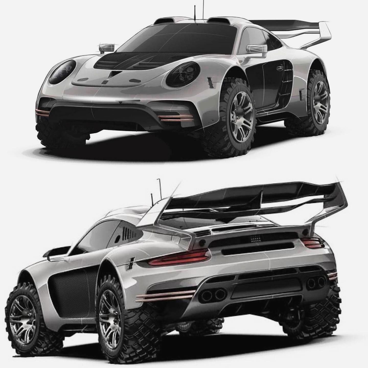 A Porsche To Rule The Safari Rally The Gemballa Avalanche What Do Ya Say About This Follow Vroomheadofficial For More Porsc In 2020 Bike News Car Sports Car