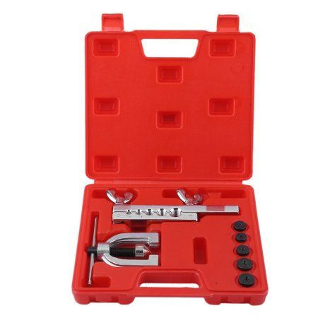 CT-2032C Double Flaring Brake Line Tool Kit With Adapters