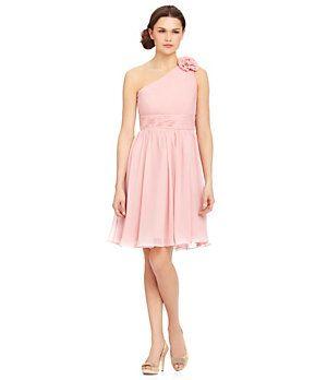 One Shoulder Short Formal Dresses Dillard's