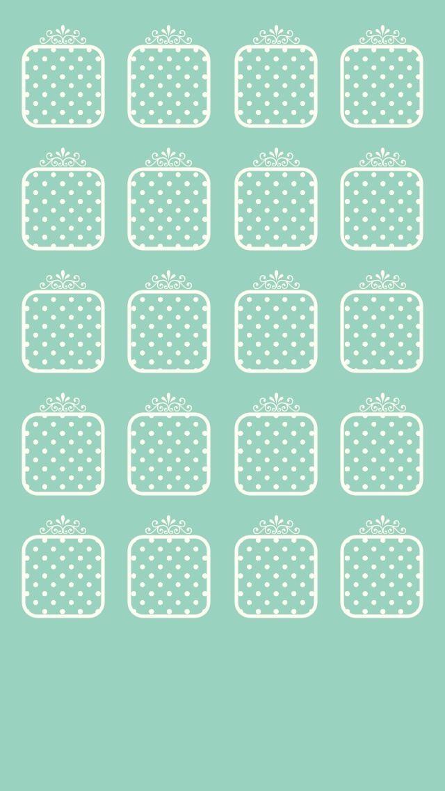Mint App Shelves Fits IPhone 5 Homescreen