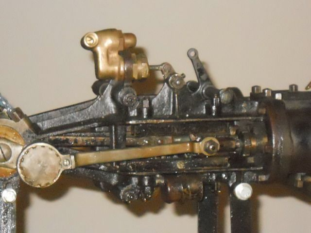 """This picture came from my video titled """" CF6 Turbofan Engine Family"""" that can be viewed at youtube.com/viewwithme and can be bought on your favorite items at Cafe Press titled """" Steam Car Engine"""" designed by: Doris Anne Beaulieu"""