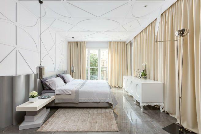 An Apartment In Paris For Design Inspiration Decoration Chambre Moderne Appartement Parisien Interieur De Luxe