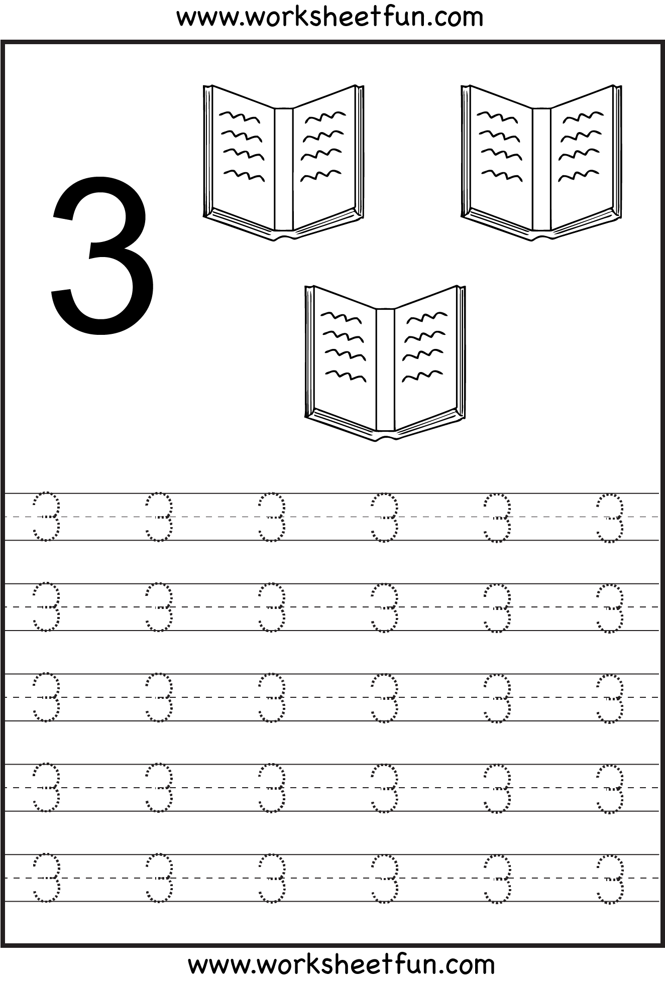 Worksheet Number Tracing Worksheets 1000 images about number worksheets on pinterest to work student and year 2