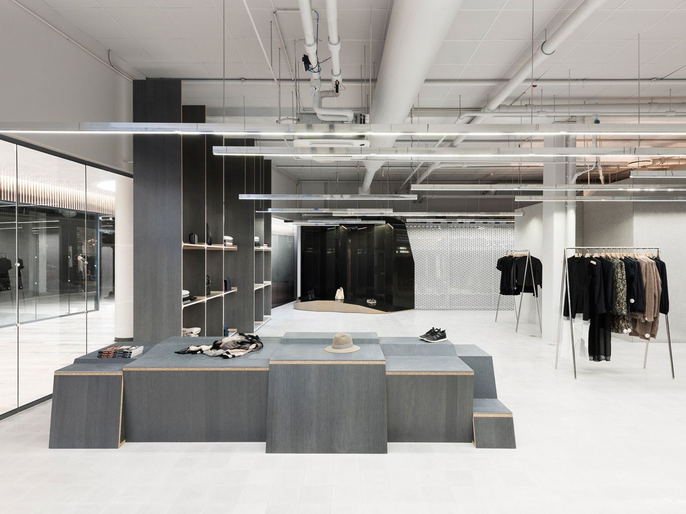 Selected Projects By Berlin Based Gonzalez Haase Aas Retail