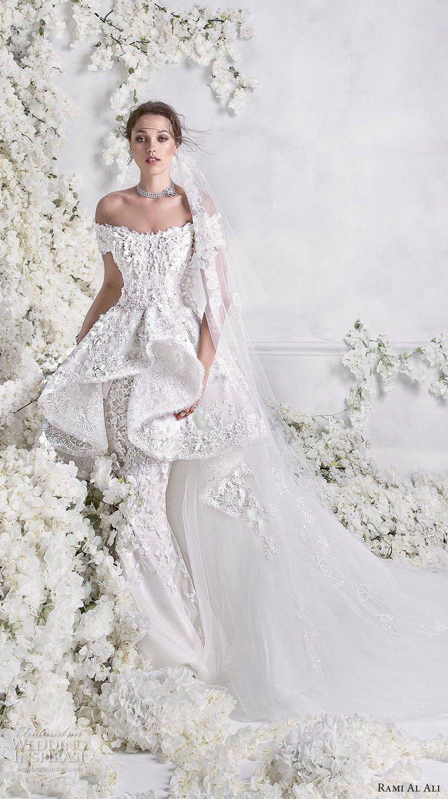 Rami Al Ali 2018 Wedding Dresses | Brautkleider