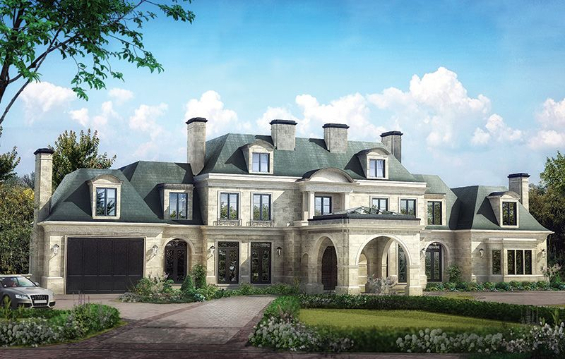 Rivera Fine Homes Builds Custom Luxury Estate Homes In Toronto G T A Fine Home Building Luxury Estate Estate Homes