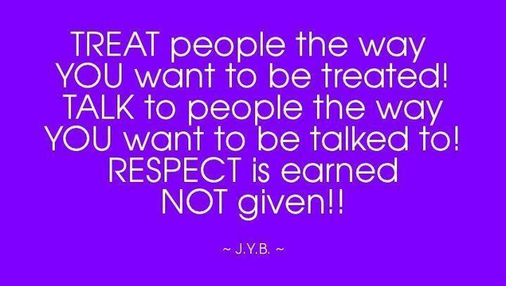 Respect:)