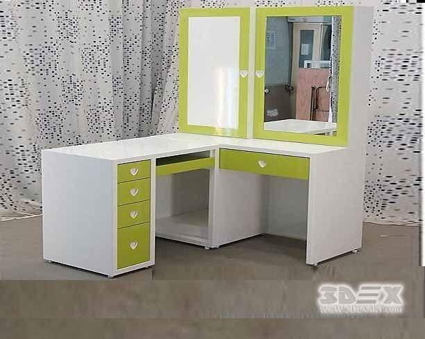 Merveilleux Latest Modern Corner Dressing Tables For Small Bedroom Designs 2018 Useful  Tips On Choosing The Proper