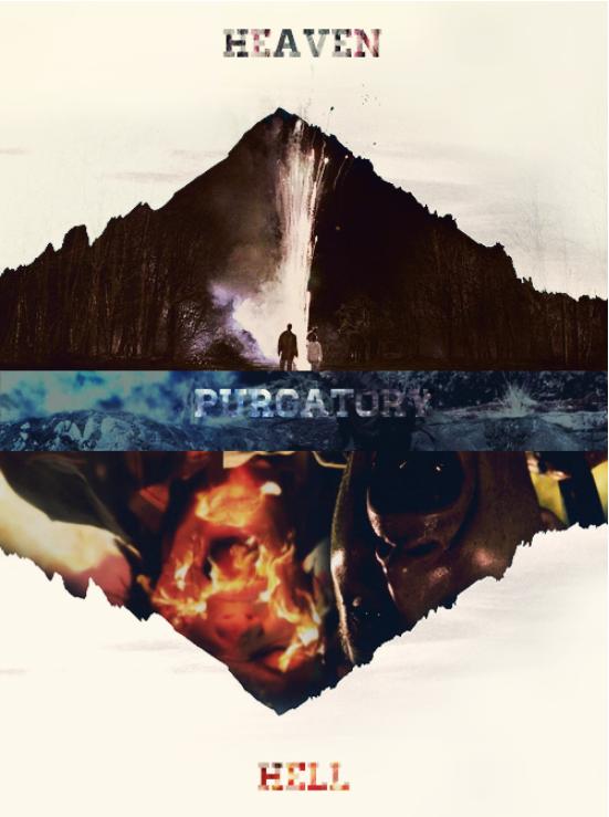 Heaven, Purgatory, & Hell