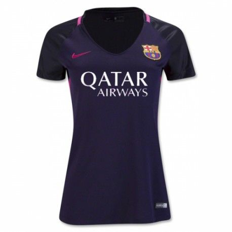 Camiseta del Barcelona para Mujer Away 2016 2017  83fea6a99e2