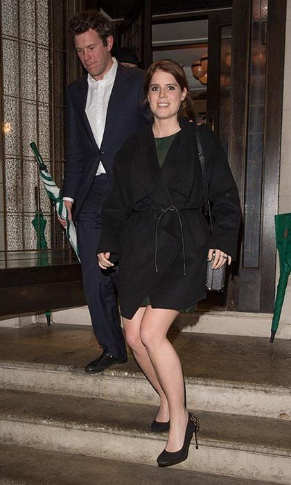 <strong>Princess Eugenie</strong><br>London, May 18. <p>Photo: © Getty Images<p>