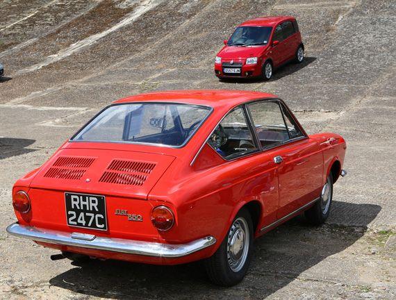 1965 Fiat 850 Coupe Con Imagenes Coches Clasicos Coches Retro