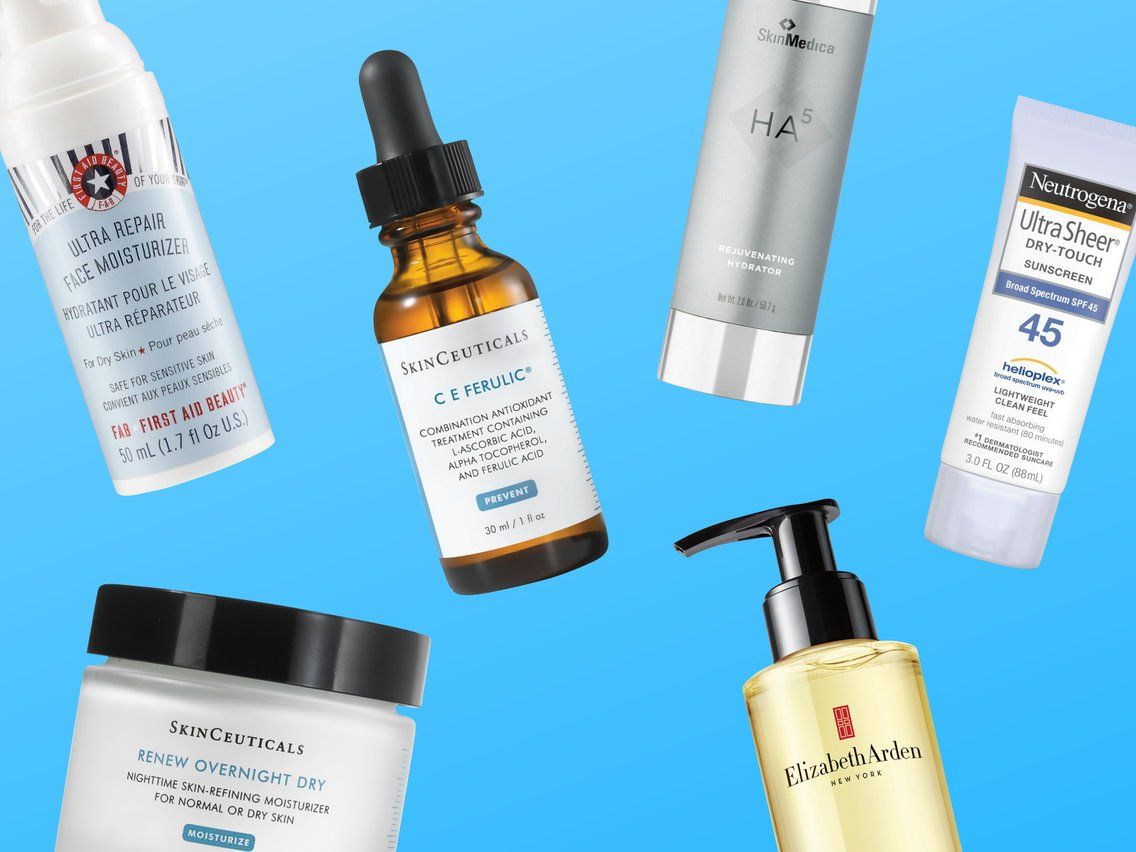 I Asked A Dermatologist To Critique My Skin Care Routine Here S What I Learned Plus Products She Recommended Proper Skin Care Routine Dermatologist Skin Care Skin Care Routine 30s