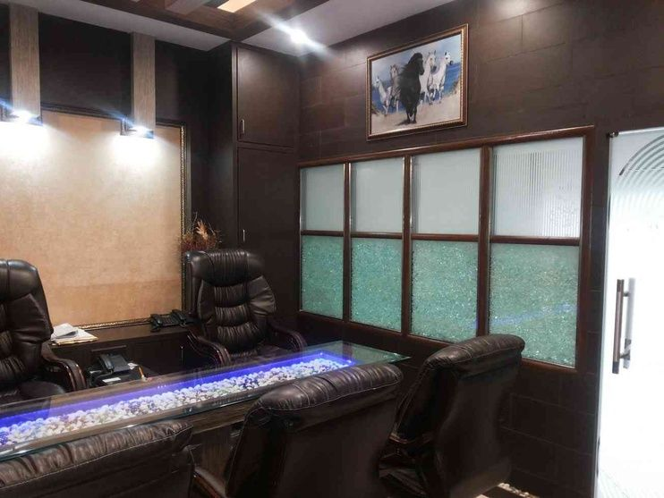 Small Office By Adhunik Advertising Pvt Ltd Interior Designer In