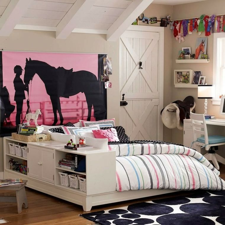 Chambre ado design - 35 idées que vos ados adorent Kids rooms