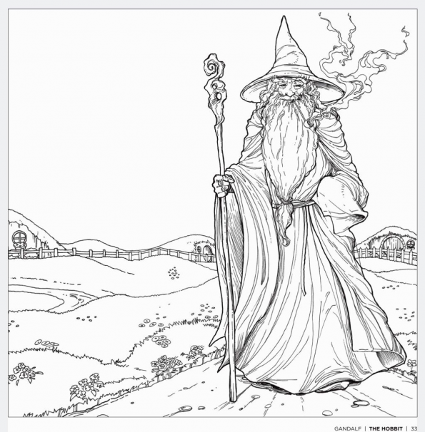 Lord Of The Rings Coloring Book Kidswoodcrafts In 2020 Coloring Pages Coloring Books Free Coloring Pages
