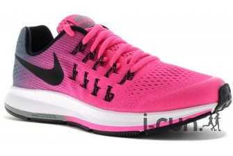 reputable site 9cb0b 6631f Nike Air Zoom Pegasus 33 GS pas cher - Chaussures running femme running  Junior Running en