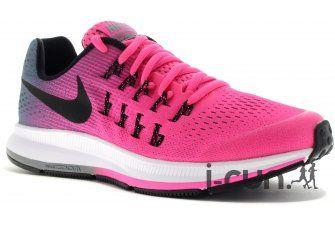 487d989b40a Nike Air Zoom Pegasus 33 GS pas cher - Chaussures running femme running  Junior Running en