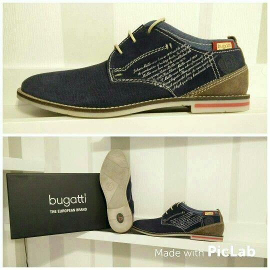 4100 BlueShoes Dark Bugatti 4100 MenWomen Dark Bugatti BlueShoes MenWomen JclFTK1