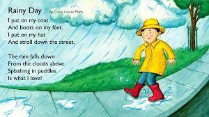 rain love poems