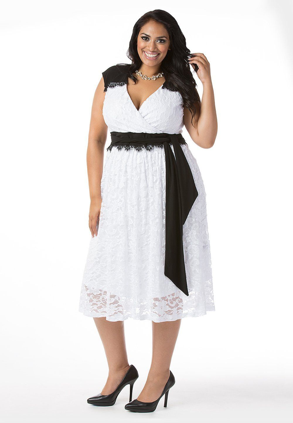 Fashion style Plus white size dresses canada for girls