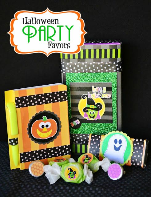 Amanda\u0027s Parties To Go Halloween Party favor ideas great for - cute halloween gift ideas