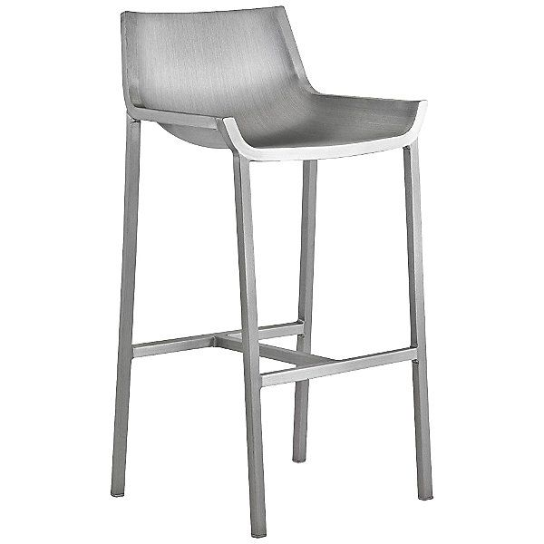 Astounding Emeco Sezz Counter Stool Sezzctr 24 In Aluminum Products Squirreltailoven Fun Painted Chair Ideas Images Squirreltailovenorg