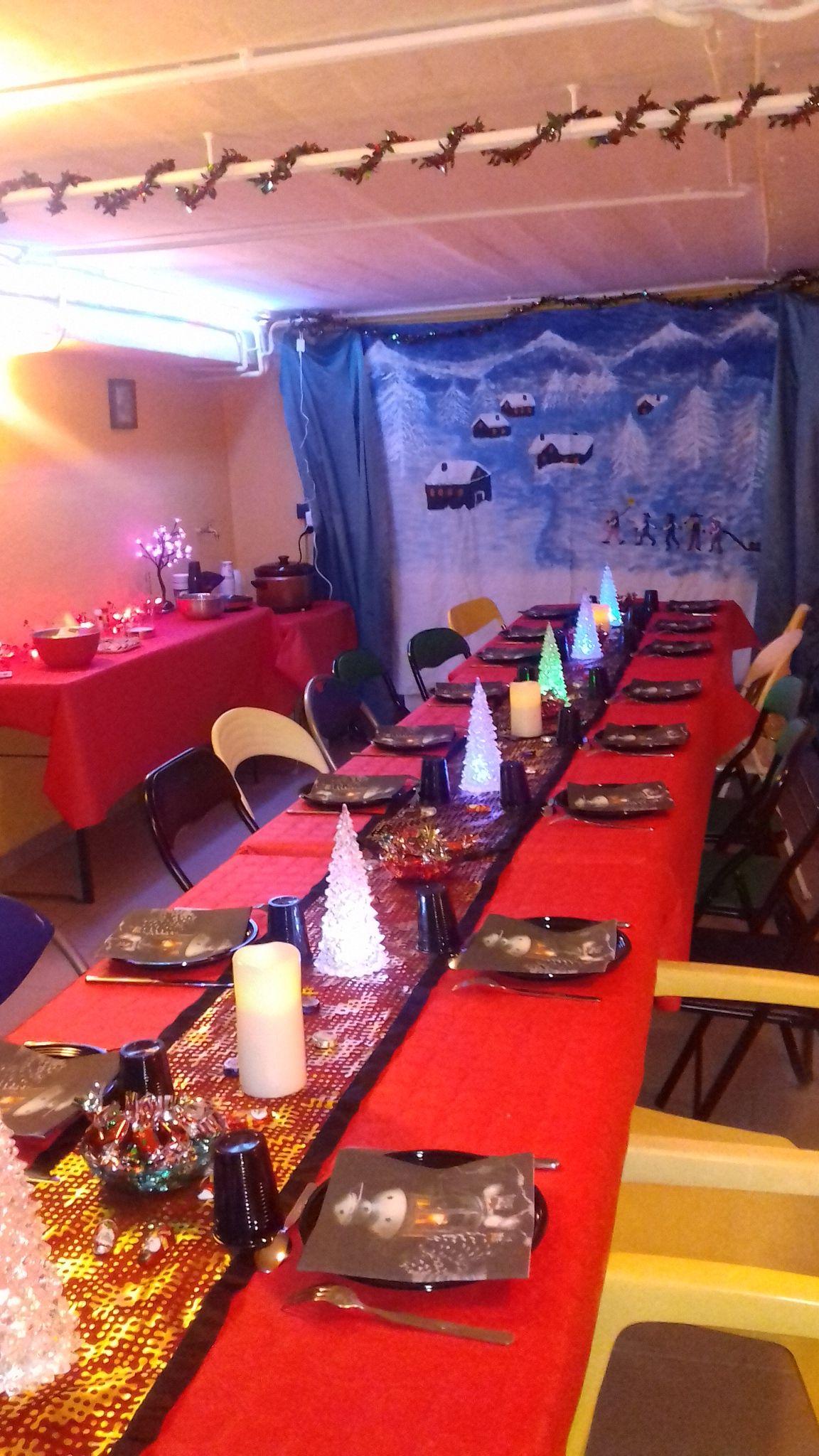 46 Inspirational Centre Table Noel