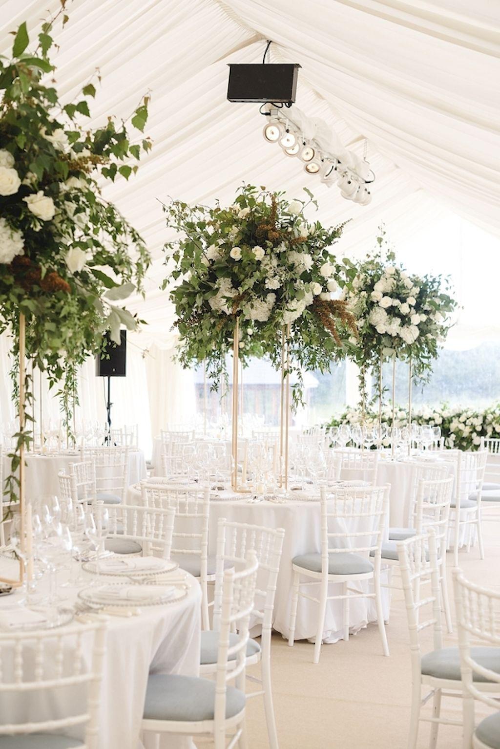 Home wedding decor ideas  Gorgeous  Best Greenery Wedding Decor Ideas bitecloth