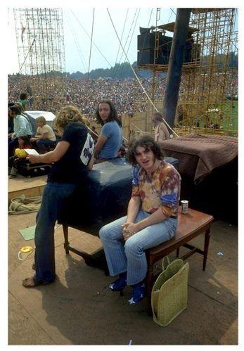 Joe Cocker S Boots 3 Days Of Peace Music Woodstock Festival