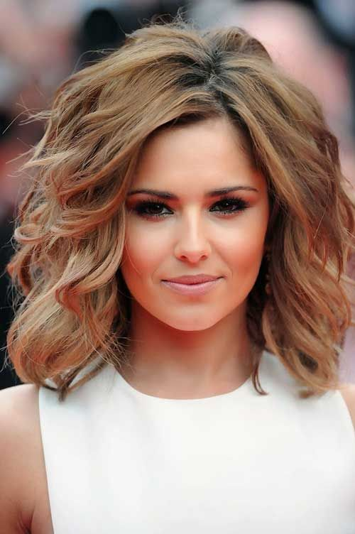 10 Cheryl Cole Bob Haircuts Hairstyles 2017 Short For Women Mechas Rubias